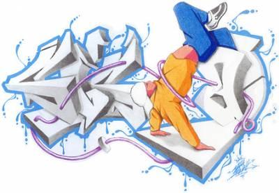 graffitis11762 dans Au jour le jour